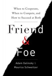 Review: Friend & Foe