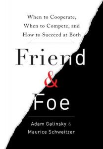 Review: Friend & Foe