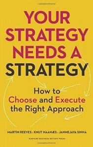 Review: Your Strategy Needs a Strategy
