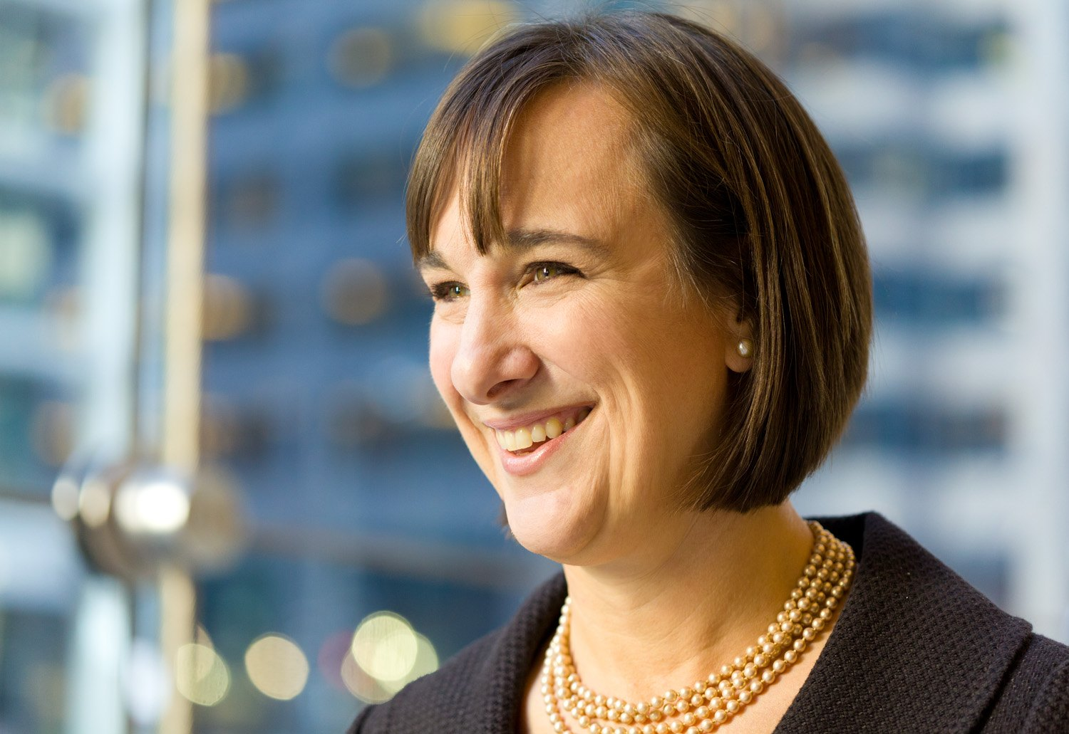 Janet Foutty Named Chairman and CEO of Deloitte Consulting