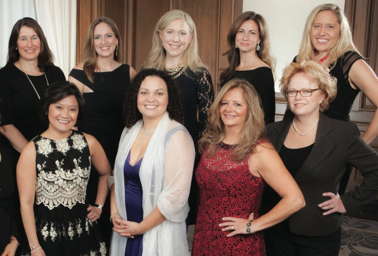 The 2015 Women Leaders in Consulting